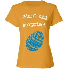 Giant EGG surprise