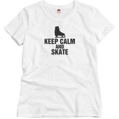 Keep Calm and Skate
