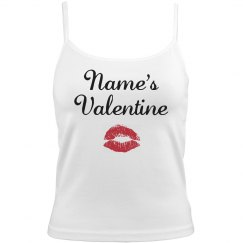 Custom Name's Sexy Valentine