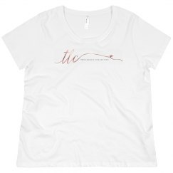 TLC Plus Size Tee