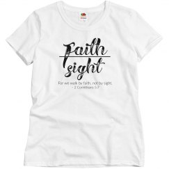Faith over Sight