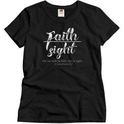 Faith over Sight