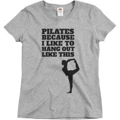 PILATES BECAUSE collection