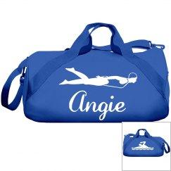 Angie's swimming bag