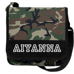 AIYANNA Camo bag