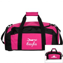 Cayla swimming bag