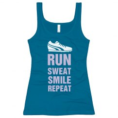 Run, Sweat, Smile, Repeat