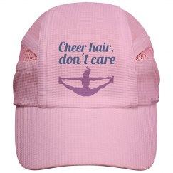 Cheer hair hat