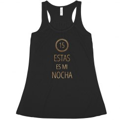 Metallic Quinceanera Shirts