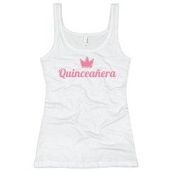 Quinceanera Custom Shirt