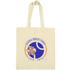 Canvas Tote Bag Logo 1