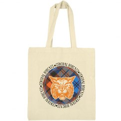 Canvas Tote Bag Logo 2
