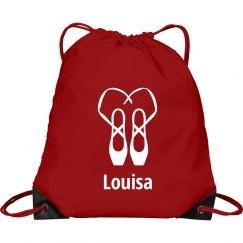 Louisa ballet bag