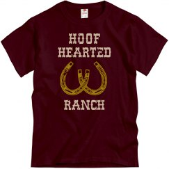Hoof hearted ranch