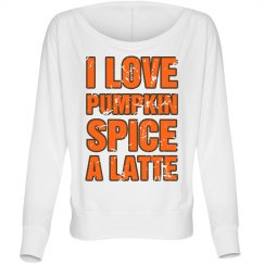 I Love Pumpkin Spice