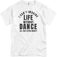 Funny Dance Dad Shirts