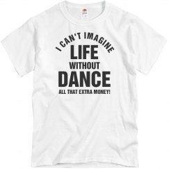 Funny Dance Dad Shirts