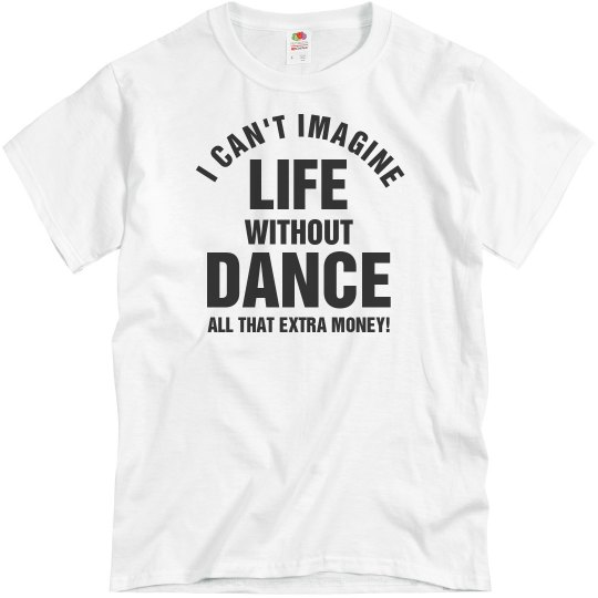 1d78afc94 Funny Dance Dad Shirts Unisex Basic Promo T-Shirt