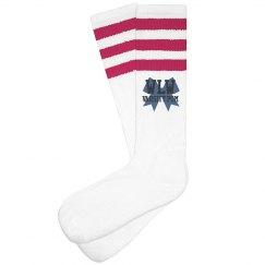 Crew Sock - White
