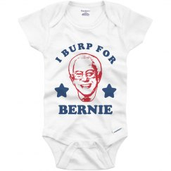 Burping for Bernie