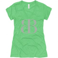 Bride to be V-neck