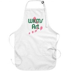 WKMS Art Apron