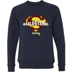 Kalestrong Unisex Crew Sweatshirt
