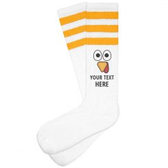 Custom Turkey Trot Group Socks