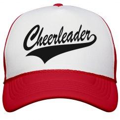 Trucker Hat 'Cheerleader'