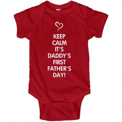 Keep Calm Father's Day