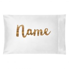 Cute Custom Rose Gold Name Gift