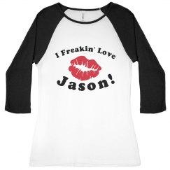 I Freakin' Love Jason!