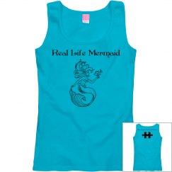 Real Life Mermaid Tank