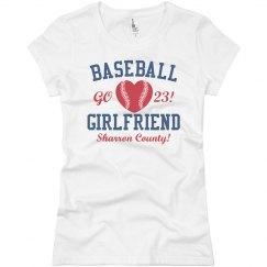 The Baseball Girlfriend