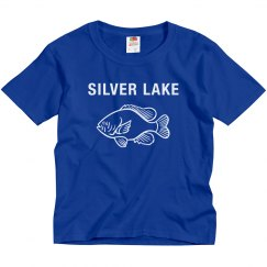 Youth Silver Lake Sunfish t-shirt