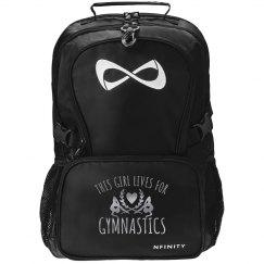 Metallic Gymnastic Life Nfinity Bag