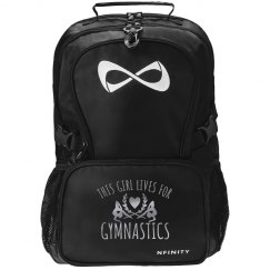 Metallic Gymnastic Life Nfinity Bag