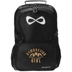 Metallic Gymnastic Girl Nfinity Bag