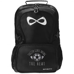 Soccer Girls Bring It Nfinity Bag