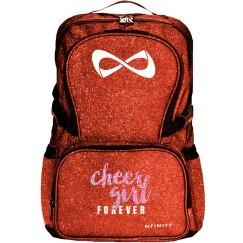 Cheer Girl Life Glitter Nfinity Bag