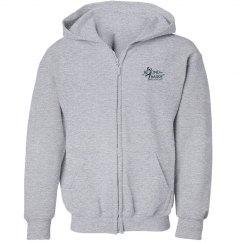 Beyond the Barre Logo Youth Sweatshirt