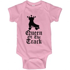 Queen Of The Track Bodysuit