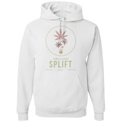 Girls Who Splift Official Brand Sweatshirt