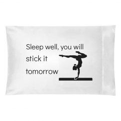Stick it pillowcase