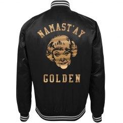 Namastay Golden Girls Funny Top