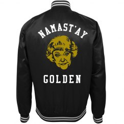 Namastay Golden Girls Funny Top