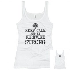Keep Calm Fire Wife T