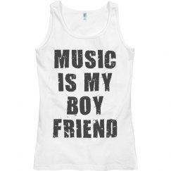 Music Is My Boyfriend
