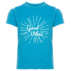 Good Vibes Youth Tee