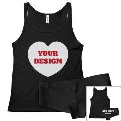Personalized Valentine's Day Set